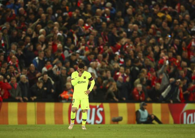 messi anfield